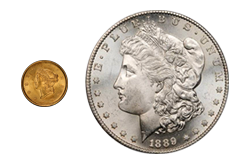 Smallest Diameter U S Coin Ever Minted Collectors